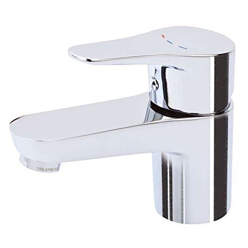 Monomando mezclador lavabo Niza Cromo Stillo