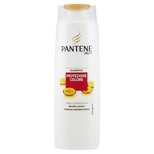 Pantene Set 6 Shampoo Per Capelli Protezione Colore - 2000 Gr