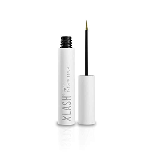 Xlash Wimpern, Wimpernwachstumsserum, veganes Wimpernserum für schnelles Wachstum, Wimpern Booster Serum Wimpernverlängerung Eyelash Growth Serum, Wimpernserum für lange Wimpern (1 x 6 ml)
