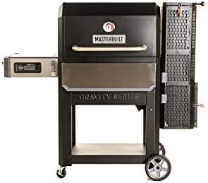 Masterbuilt Gravity Series 1050 XL Digital Charcoal Grill + Smoker