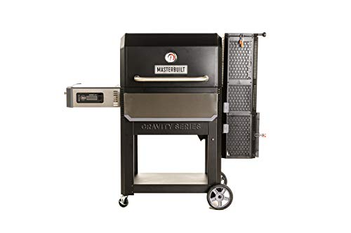 Masterbuilt Gravity Series 1050 Digital Charcoal Grill + Smoker MB20041220 Review