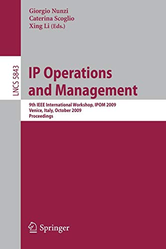 IP Operations and Management