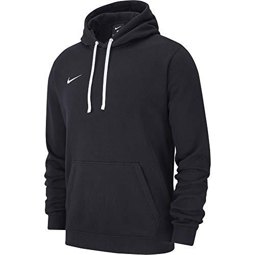 Nike Herren Team Club 20 Hoodie Kapuzenpullover, Black/White/White, M