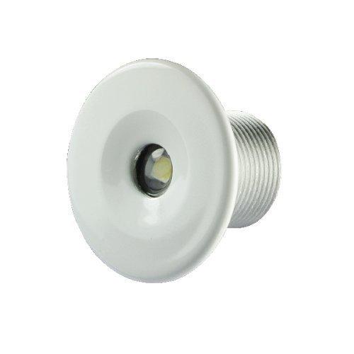 LUMITEC Echo Courtesy/Schwerpunkt Blue Light White Housing 112224by Lumitec Lighting