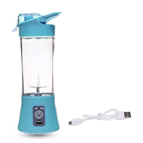 Swiftswan USB elektrische Saftpresse Tasse, Fruchtsaft Mixer, Mini Tragbare Wiederaufladbare/Juicing Mix Crush EIS Mixer Mixer, Wasserflasche