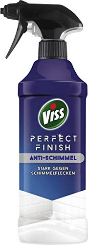 Viss Perfect Finish Spezialreiniger Anti-Schimmel für mühelose Schimmelentfernung mit leichter Handhabung , 1er Pack (1 x 435 ml)