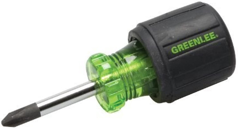 Grünlee 0153-32C Stubby Screwdriver, Phillips Tip, No.2 No.2 No.2 by 1-1 4-Inch by Grünlee B0186IMELA | Fein Verarbeitet  f50348