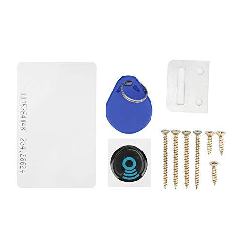 Material del ABS sin llave del gabinete de la cerradura del gabinete para el hogar del guardarropa de la oficina del gabinete