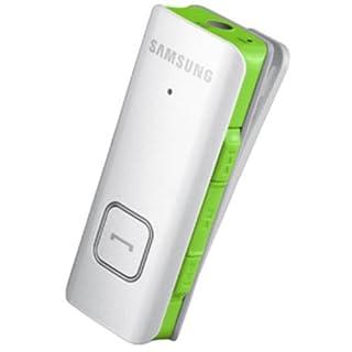 Samsung Original Bluetooth Headset BHS3000EMECXEG (kompatibel mit Galaxy S2, Galaxy Tab 10.1 / 10.1N) in weiß/grün (B007UQRLR2) | Amazon price tracker / tracking, Amazon price history charts, Amazon price watches, Amazon price drop alerts