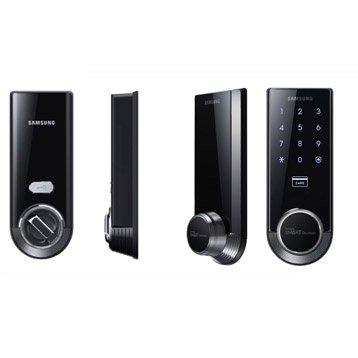 Samsung Ezon Digital Door Lock SHS-3321 Universial Deadbolt (US version)-[New Model of SHS-3420]