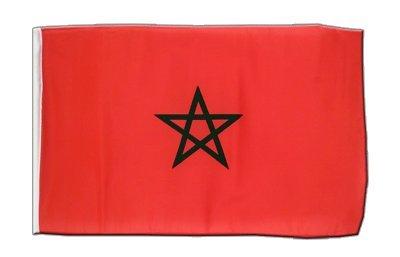 Marokko Flagge, marokkanische Fahne 30 x 45 cm, MaxFlags®