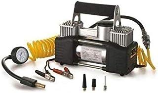 Compressor 2 Cylinder tires 12 volt air pressure 85 l / min
