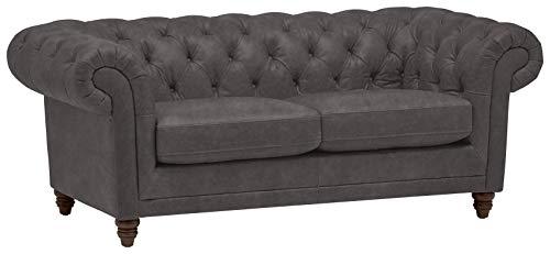 Stone & Beam Bradbury Chesterfield Tufted Sofa Couch 1