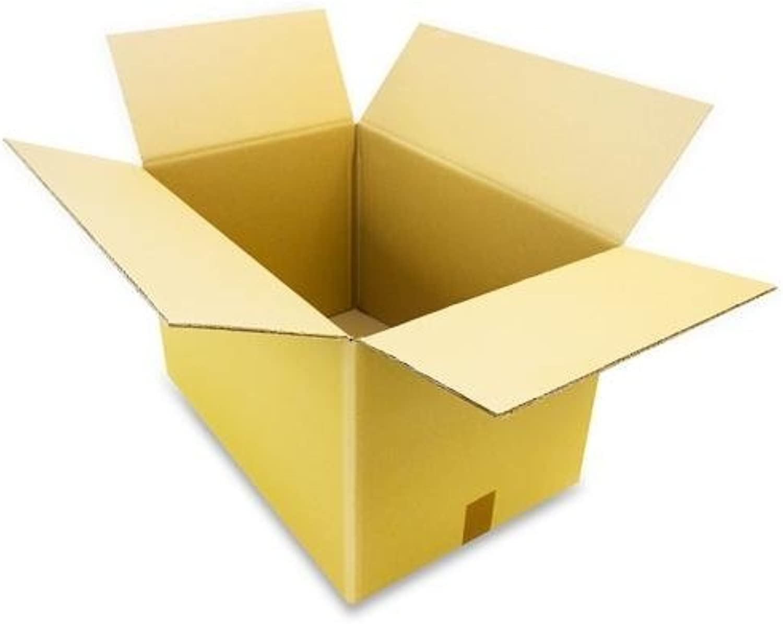 60x Faltkartons 600 x 400 x 400 mm für den normalen Transport per Paketdienst B00GA01FW6 | Charmantes Design