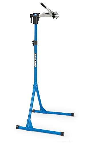 Park Tool PCS41 Deluxe Home Mechanic Bicycle Repair Stand with Adjustable Linkage Clamp