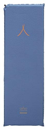 Grand Canyon Cruise - selbstaufblasbare Isomatte / Luftmatratze, Blau, 160 x 51 x 3,8 cm - Kinder