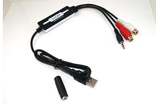 Vinyl-Kassette auf CD / MP3 Converter - USB Digital Audio Mp3 Wma Wave-Recorder