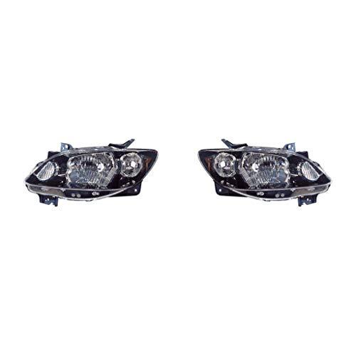 04 mazda mpv headlights assembly - 2