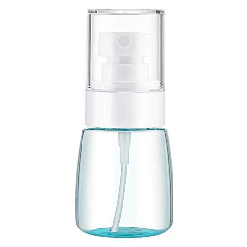 hongyupu Botella Spray Pulverizador Botellas de Viaje Hogar Botella de Spray Presión Botella de Spray Atomizador de Niebla Fina Blue