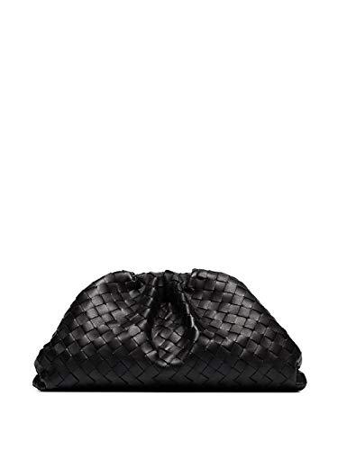 Bottega Veneta Luxury Fashion Donna 576175VCPP01229 Nero Pochette |