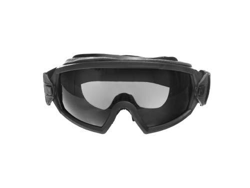 FMA Schutzbrille mod. 2 in schwarz