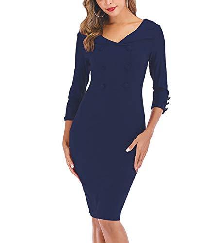 Lista de los 10 más vendidos para vestidos de dama casuales