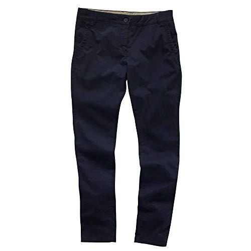 Pantalon de l'équipage de Gill femmes UK 14 Navy