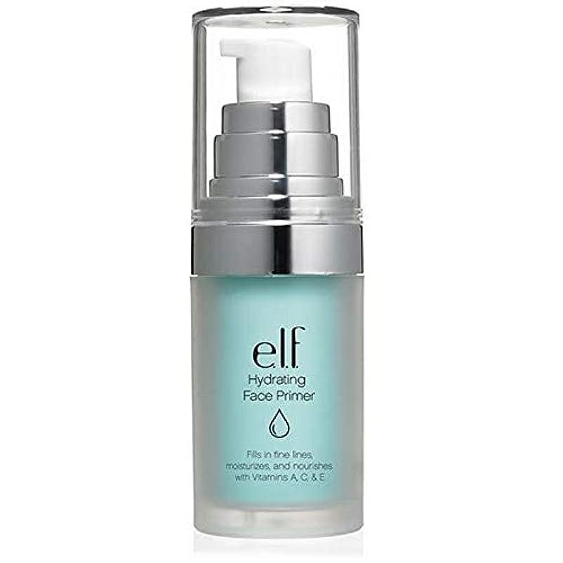 ビジター拒絶粒子[Elf ] エルフ。水和顔プライマー - e.l.f. Hydrating Face Primer [並行輸入品]