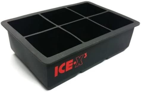 CUBED Max 90% OFF ICE Maker Large Cube Max 86% OFF Square Ball Tray Whiskey Molds Cockta