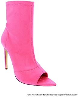 55e4e3c2a2a3b Amazon.com: liliana stiletto - Sandals / Shoes: Clothing, Shoes ...