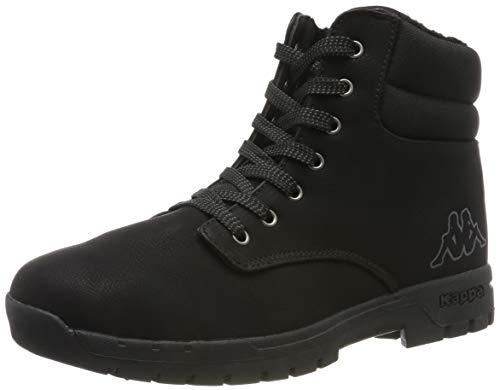 Kappa Herren WOAK Klassische Stiefel, 1111 Black, 42 EU