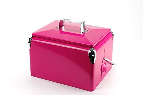 Retro-koelbox Daytona 7 Pink | Artikelnummer: 1021016