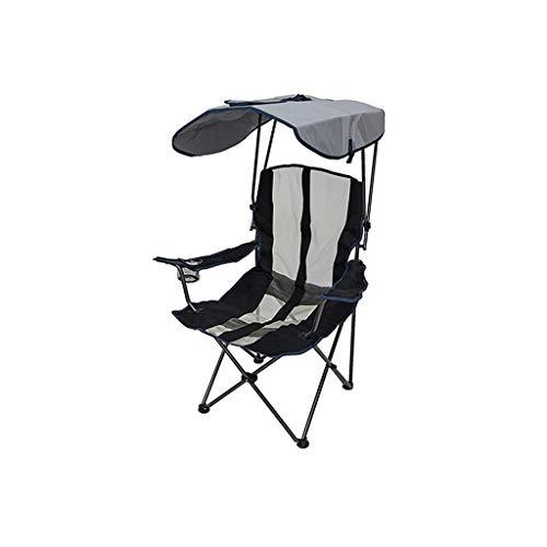 W-lei Outdoor Klapptisch Strandkorb/Klapp/für Außenbereich/Strandkorb/Regiestuhl/mit Stuhl (für den Außenbereich, Camping, Strand, Skizze, Angeln)