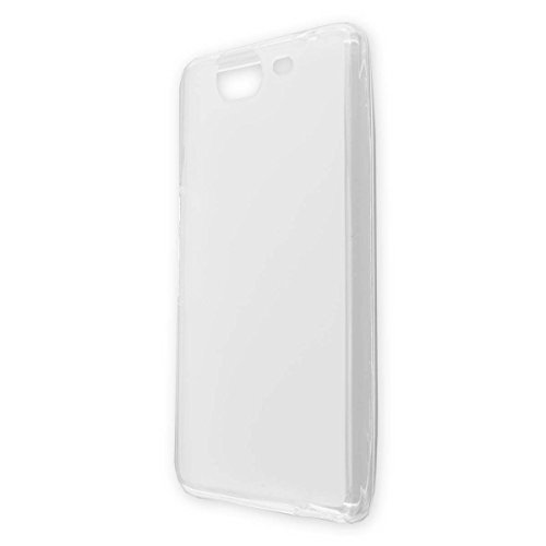 caseroxx TPU-Hülle für Wiko Highway/Highway 4G, Tasche (TPU-Hülle in transparent)