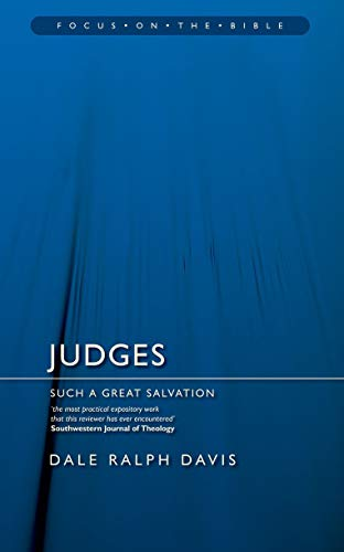 Image of Judges: Such a Great Salvation (Focus on the Bible)