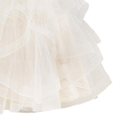 Cinderella flower girl dress _image4