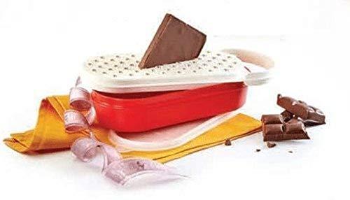 Facile da pulire e resiste cibo attaccare ad esso Contenuto della confezione: 1Grattugia One Step taglio di precisione