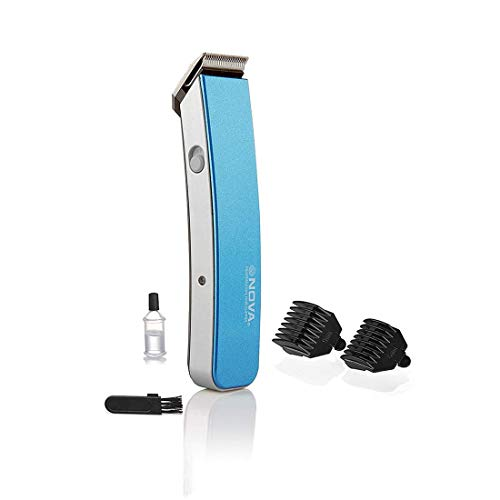 Goodurchoice Nova NS-216 Professional Trimmer With Hair Clipper Cordless Runtime: 45 min Trimmer for Men & Women (Multicolor)