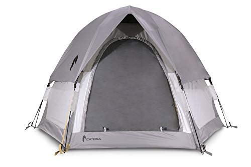 CATOMA Unisex's Sable Speedome Tent, Grey, 2 Man