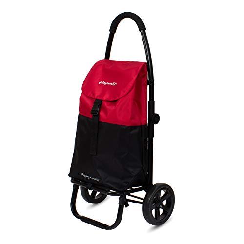 Carro de la Compra Playmarket Go Two Compact Cherry Black