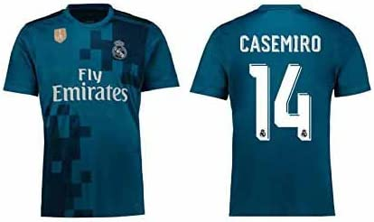 maects - sport Maglia Uomo Real Madrid 2017 – 2018 Third WC – Case ...