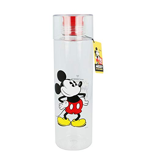 Stor Botella TRITAN Boquilla Silicona 850 ML | Mickey Mouse - Disney -