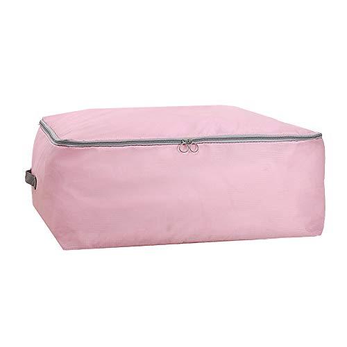 Shuxuanltd - Bolsas de almacenamiento para ropa con cremallera, bolsas de almacenamiento grandes con cremallera, bolsas de almacenamiento para ropa o ropa
