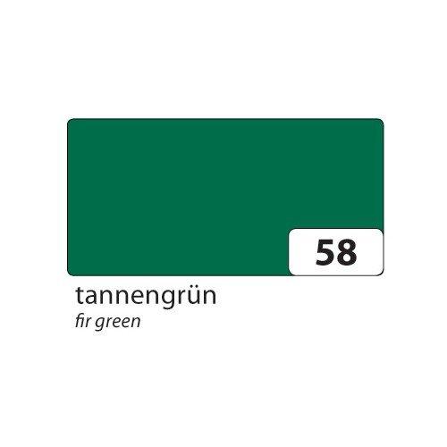 Preisvergleich Produktbild Tonpapier 10er Pack 130 g-qm,  50x70cm,  Tannengrün [Bürobedarf & Schreibwaren]