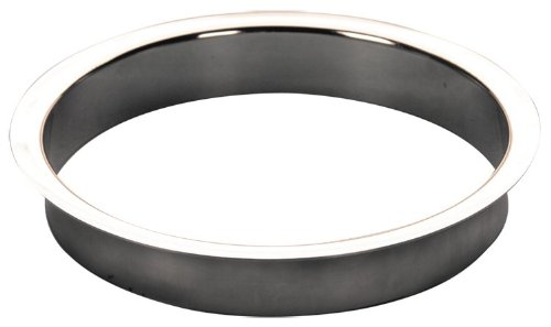 Hardware Concepts Polished Stainless Steel 8' x 2' Trash Grommet