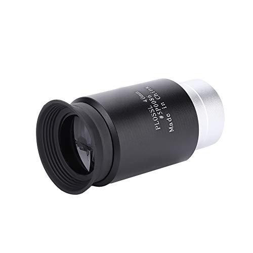 """Astronomie Teleskop Okular Plossl Objektiv, Professionelle Aluminium Legierung 1.25\""""40mm Vollvergütetes Optisches Glas Grüner Film Okular für Landschaft/Himmels/Nebelbeobachtung"""