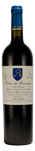 Côtes de Provence Cuvée Spéciale 1994 - Alter französischer Rot-wein aus der Provence, Syrah, Cabernet Sauvignon, Grenache, Trocken