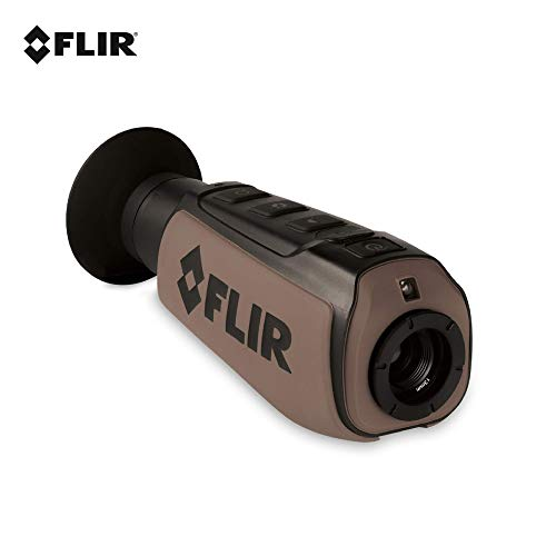 FLIR Scout III Thermal Imaging Monocular