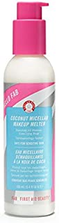 First Aid Beauty Hello FAB Coconut Micellar Makeup Melter, 5.4 oz