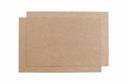"Carolina Custom Cages Reptile Carpet, Sandstone 18"" x 48"", Two Sheets"